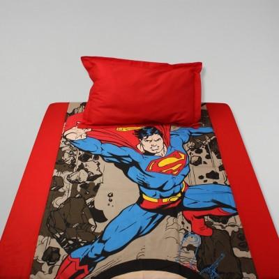 A,la Mode Creations Cotton Printed Single Bedsheet