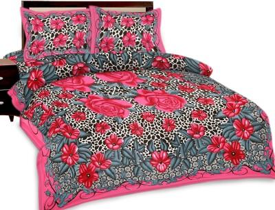 Unnati Enterprises Cotton Printed Double Bedsheet