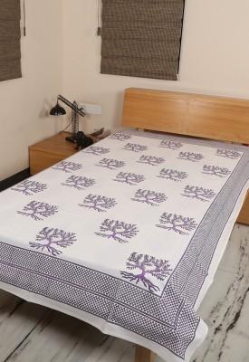 Rajrang Cotton Abstract Single Bedsheet