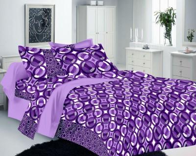 Richa Creation Cotton Printed Double Bedsheet