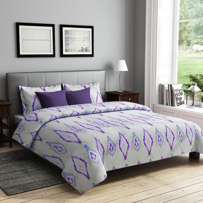 RAGO Polycotton Abstract Double Bedsheet