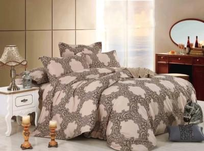 Sassoon Cotton Motifs Double Bedsheet