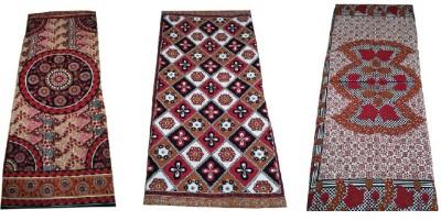 JDK NOVELTY Cotton Floral Single Bedsheet