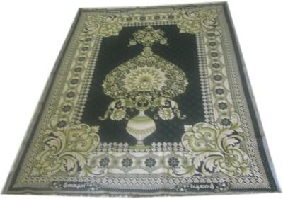 Threadz Cotton Floral Double Bedsheet