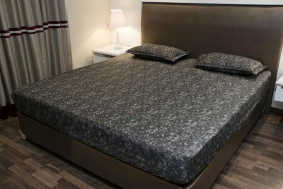 BEDSHEET Cotton Floral Double Bedsheet