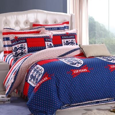 Fashion Pujari Cotton Printed Single Bedsheet