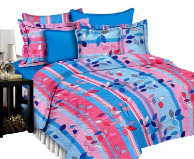 Manzoni by KAWAI COLLECTION Cotton Paisley Double Bedsheet