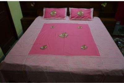 Balaji Handloom Cotton Printed Double Bedsheet