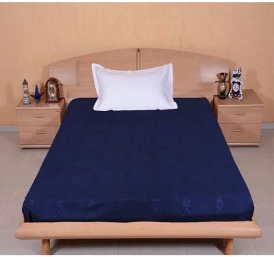 Casa Confort Cotton Printed Single Bedsheet
