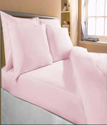Canadian Icon Cotton Plain Double Bedsheet