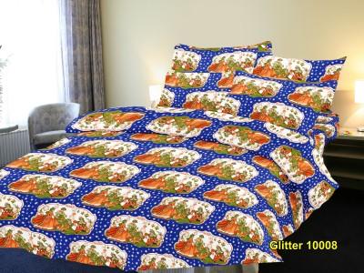 Nature Made Cotton Cartoon Double Bedsheet