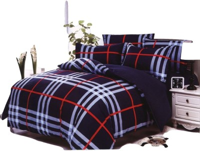RKPRODUCT Cotton Printed Double Bedsheet