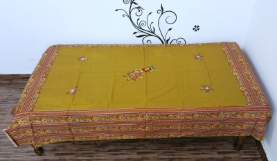 Ethnic Rajasthan Cotton Abstract Single Bedsheet