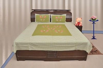 Sartaj Cotton Printed Double Bedsheet