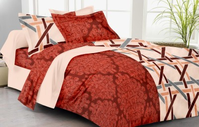 Lali Prints Polycotton Printed Double Bedsheet