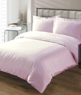 Narendra Cotton Plain Double Bedsheet