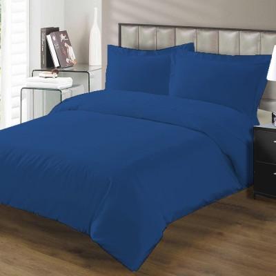 Misr Cotton Plain Queen sized Double Bedsheet