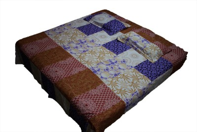 Neelam Traders Cotton Printed Double Bedsheet