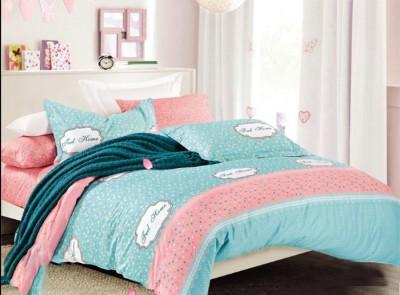 Portia Polycotton Polka Double Bedsheet