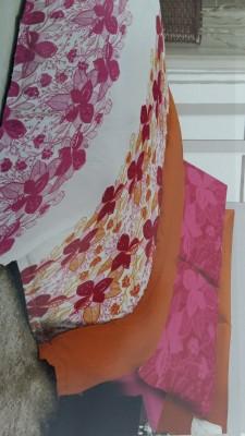 Ryancasa Cotton Floral Double Bedsheet