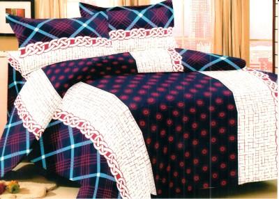 Ethos Cotton Printed Double Bedsheet