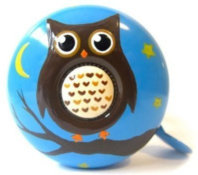Stop To Shop Owl Bike Bell