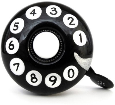 Stop To Shop Rotary Dial Telephone Bike Bell