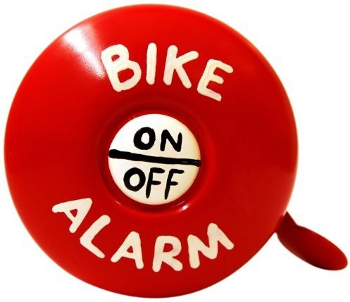 Stop To Shop On/Off Alarm Bike Bell