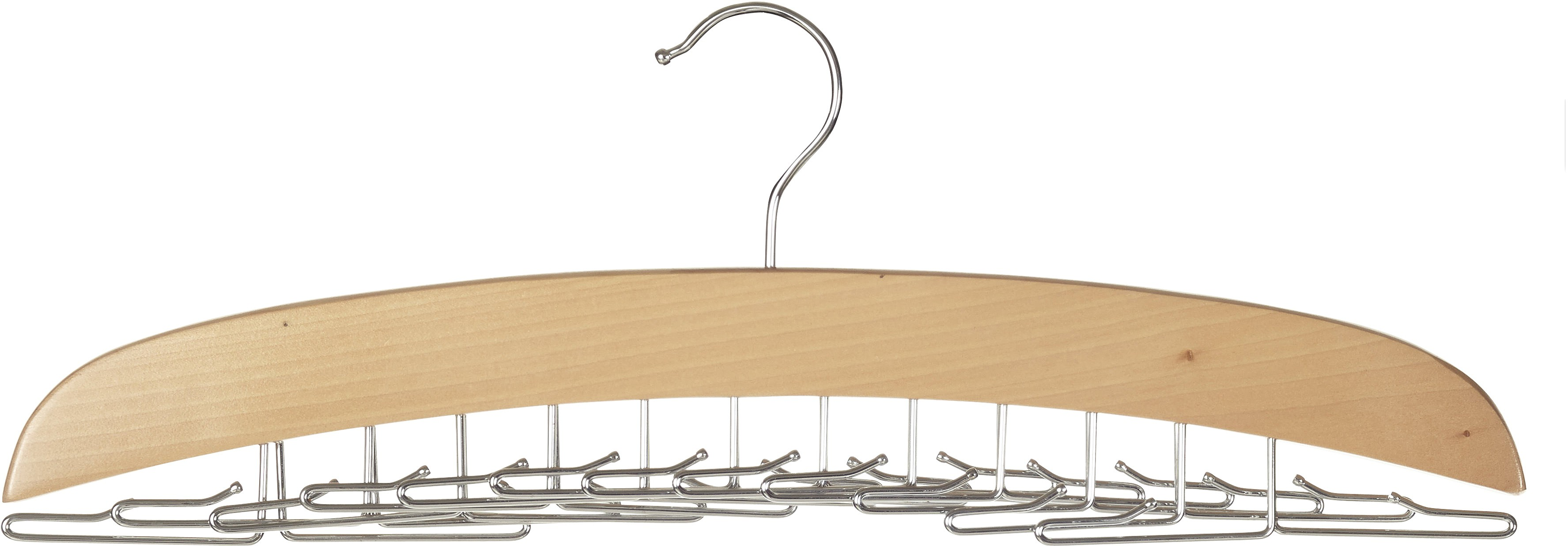View Howards Timber Belt Tie Rack(Number of Hooks 12) Furniture (Howards)