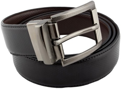 Stylemax Men Formal Multicolor Artificial Leather Reversible Belt