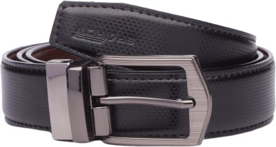 Spairow Men Casual, Formal Black, Brown Artificial Leather Reversible Belt