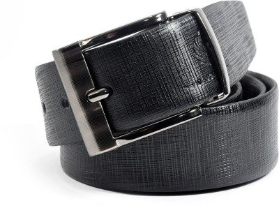 Cavallo Men Casual, Formal, Evening, Party Black, Brown Genuine Leather Reversible Belt