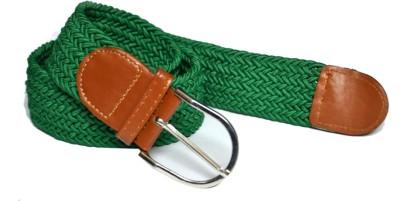 VICTORIA SECRET INDIA Girls Green Fabric Belt