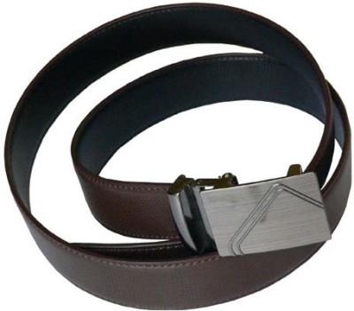 ALEXISE Boys, Men Casual Brown Artificial Leather Belt