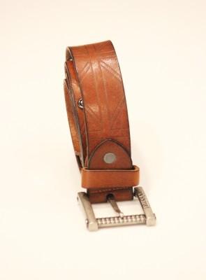 gopal emporium Men Party Brown Genuine Leather Belt