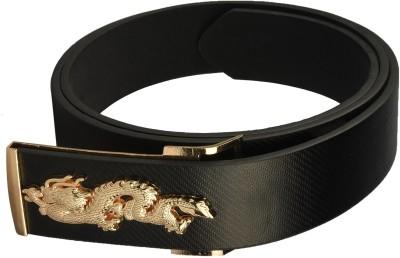 Stylehoops Boys, Men Casual Black Artificial Leather Belt