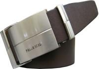 Winsome Deal Men Formal Black, Brown Genuine Leather Reversible Belt
