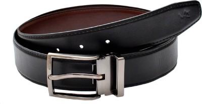 Milano X,xssories Men Formal Multicolor Artificial Leather Reversible Belt