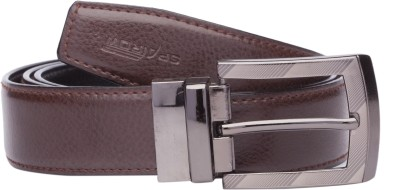 Spairow Men Casual, Formal Brown, Black Artificial Leather Reversible Belt