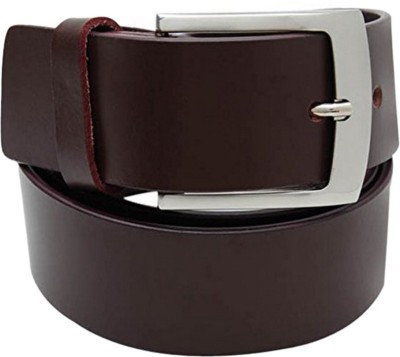 Ocean Enterprises Men Party, Casual, Formal Brown Genuine Leather Belt