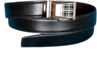 Mughals Men Brown Texas Leatherite Belt