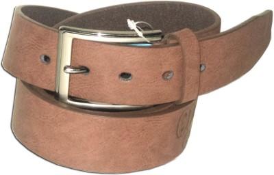 RD Boys Brown Genuine Leather Belt