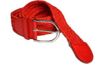 VICTORIA SECRET INDIA Girls Red Fabric Belt