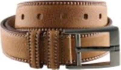 Cat Eye Export Men Multicolor Genuine Leather Reversible Belt