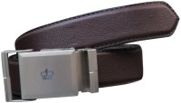 Winsome Deal Men Formal, Casual Brown Artificial Leather Belt best price on Flipkart @ Rs. 290