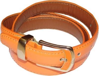 JTM Trading Girls, Women Casual Multicolor Genuine Leather Belt