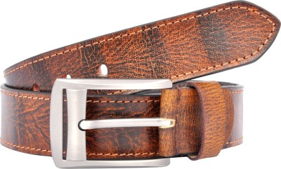 Leo Men Casual Multicolor Genuine Leather Belt
