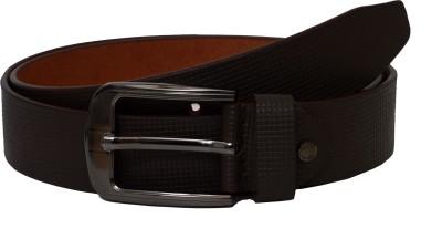 Gen Women Casual Brown Artificial Leather Belt
