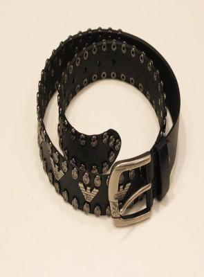 gopal emporium Men Party Black Genuine Leather Belt
