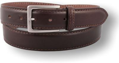 B R Creation Men Brown Artificial Leather Belt